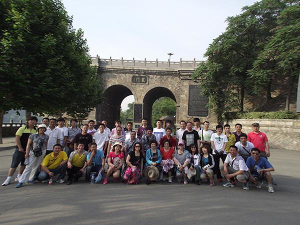 2012年龙门石窟