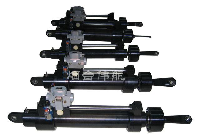电液伺服作动器 产品展示